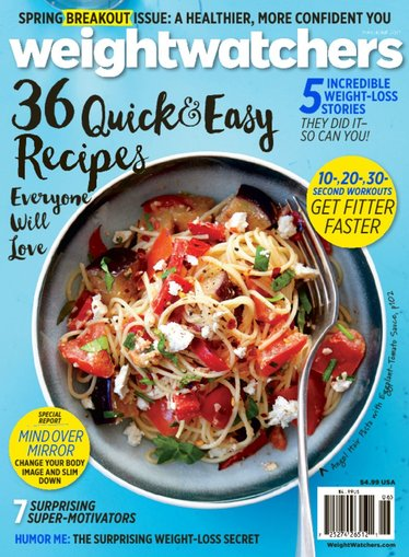 weight watchers mag