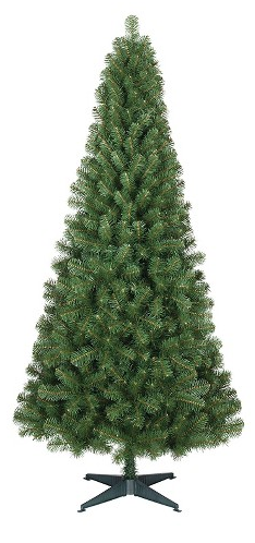 6 ft. Alberta Spruce Artificial Christmas Tree- Unlit