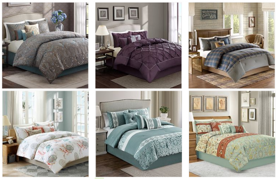 7 piece bedding sets kohls