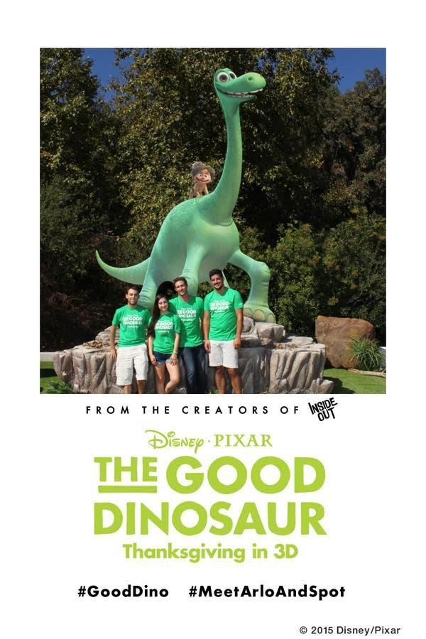 free event meet arlo spot from disney s the good dinosaur this weekend utah sweet savings. Black Bedroom Furniture Sets. Home Design Ideas