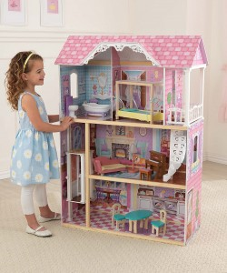 Charming Chateau Dollhouse