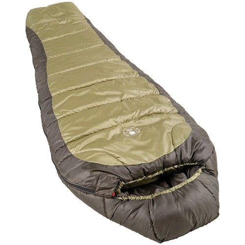 Coleman North Rim Extreme Weather Mummy Style Sleeping Bag
