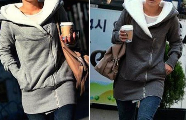 Comfy Thick Long Hoodie - 3 Colors!