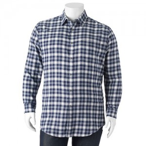 Croft & Barrow flannel shirts for men