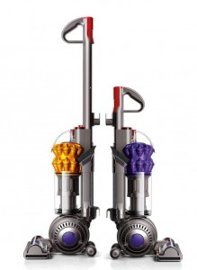 Dyson DC50 Compact Multi Floor Upright Vacuum Yellow or Purple