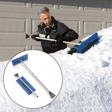 Extenable Ice Scrapers