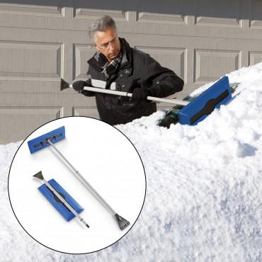 Extenable Ice Scrapers