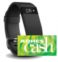 Fitbit Charge HR + $30 Kohl's Cash
