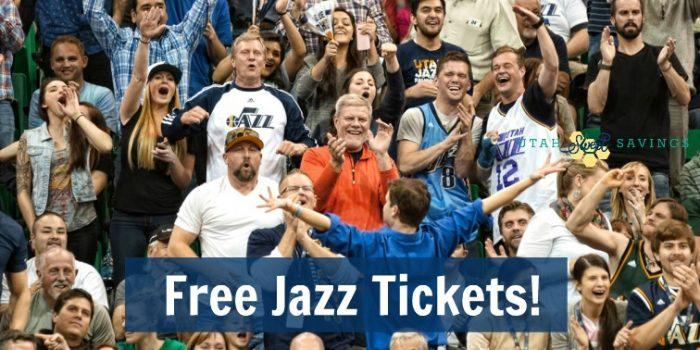 Free Jazz Tickets Tomorrow