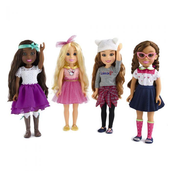 Girllife dolls