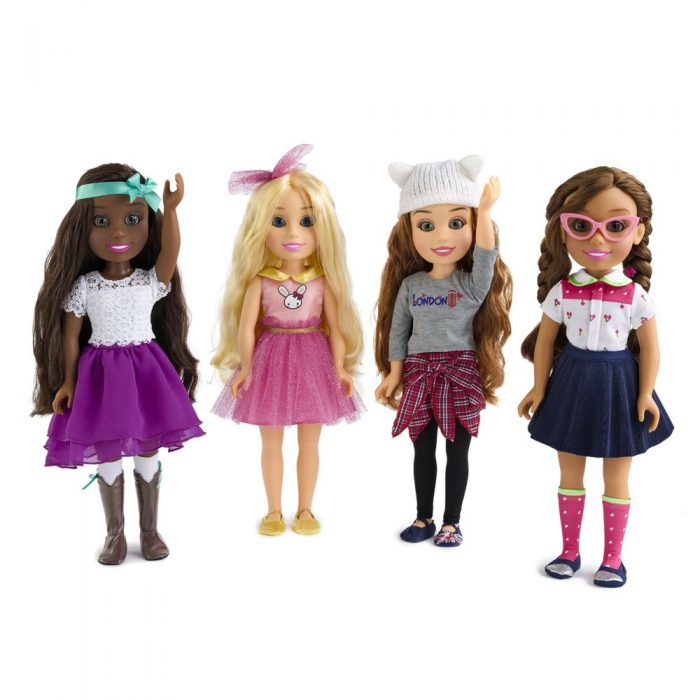 GirlsLife Doll Collection
