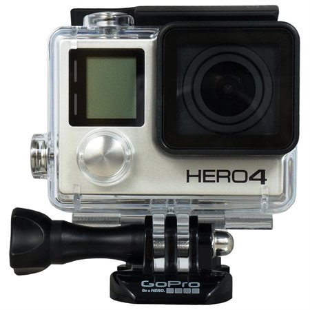 GoPro Hero 4 Silver Edition Camcorder