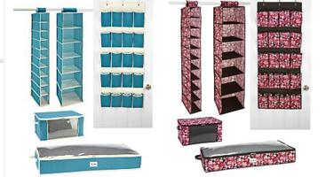Isaac Mizrahi 5-Piece Storage Set