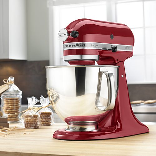 KitchenAid Artisan 5-qt. Stand Mixer for $221.99 After ...