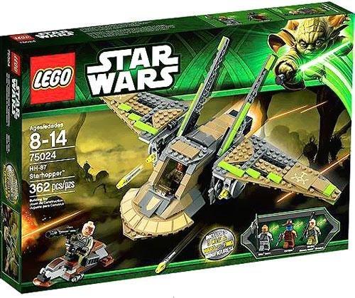 LEGO Star Wars Set #75024 Clone Wars HH-87 Starhopper 75024-CO