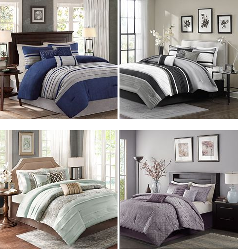 Madison Park 7-Piece Bedding Sets