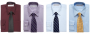 Michael Kors shirt and tie sets boys