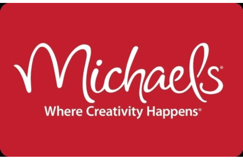 Michales gift card