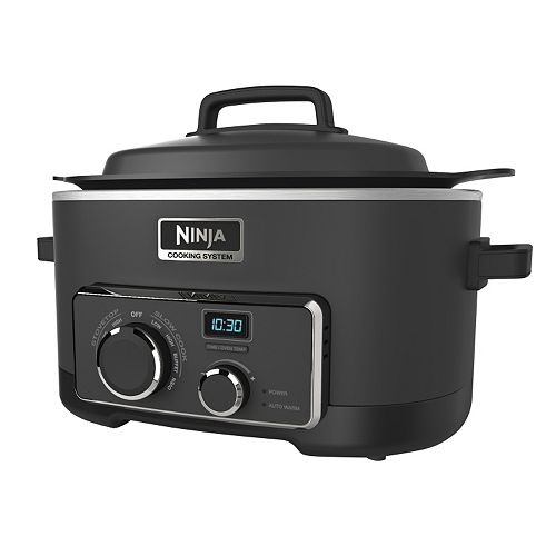 Ninja 6-qt. 3-in-1 Multi-Cooker Cooking System