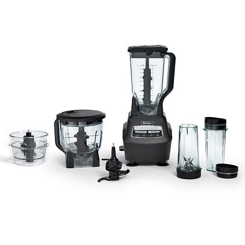 Ninja Mega Complete Kitchen System 1500 Blender & Food Processor