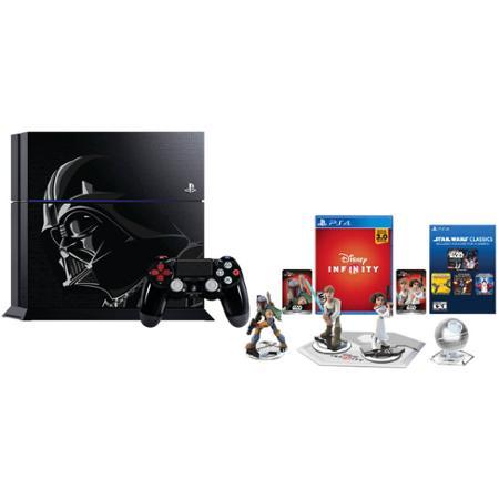 PlayStation 4 Disney Infinity 3.0 Limited Edition Star Wars 500GB Console Bundle