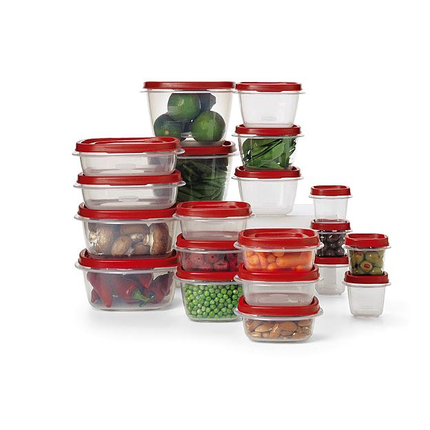 Rubbermaid 40-Piece Food Storage Set