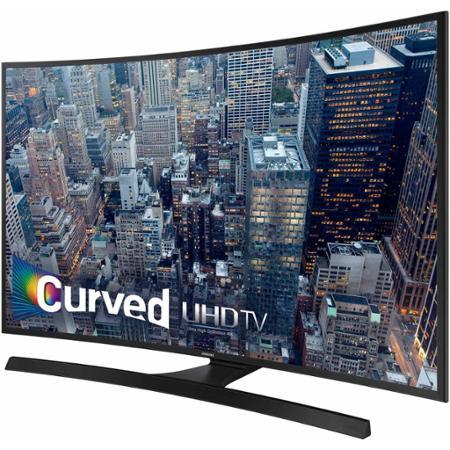 Samsung UN55JU6700 55 Curved 4K Ultra HD 2160p 60Hz LED Smart HDTV (4K x 2K)