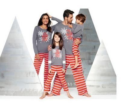 target pajamas - Christmas Pajamas At Target