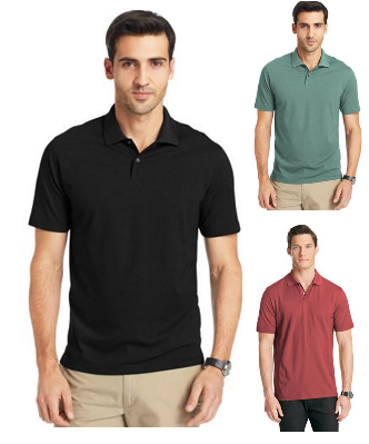 Van Heusen Feeder Polo