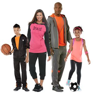 activewear for the whole family