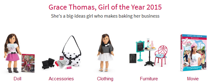 american girl black friday gracie