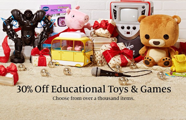 barnes and noble 30 off toy