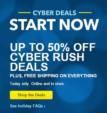 bestbuy cyber deals