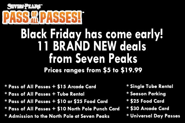black friday seven peaks