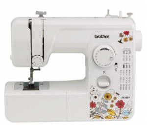 brothers 17 stitch sew machine