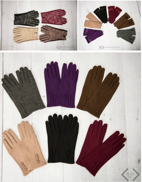 cents of style gloves
