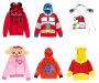 character hoodies zulily