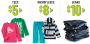 crazy 8 free shipping real deals $5 tees $8 microfleece $10 Jeans $12 Sleepwear