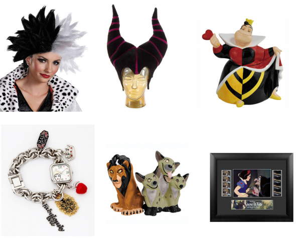 disney villains zulily