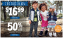 gymboree 16.99 and under 50 off outerwear and shoes