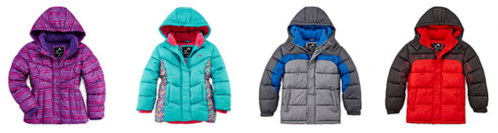hooded puffer jacket deal