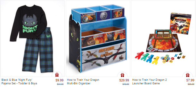 how to train your dragon sale