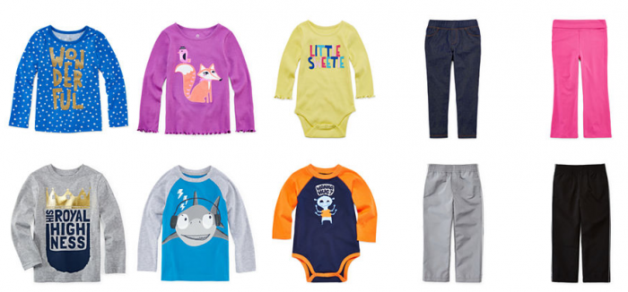 jcpenney kids clothes