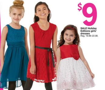kmart bf ad girls holiday dresses