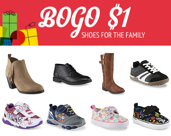 Kmart Black Friday Shoe Sale