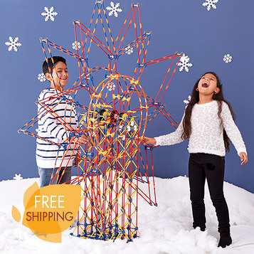 knex free shipping zulily
