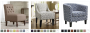 kohls accent chairs