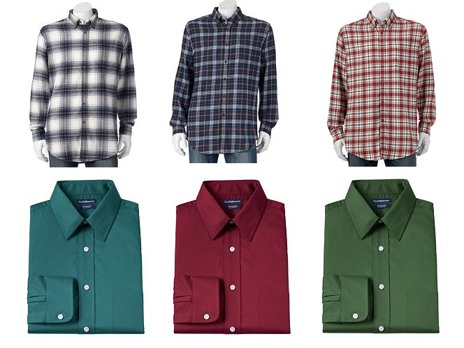 kohls croft & barrow shirts