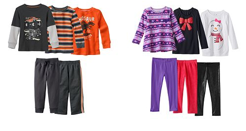 kohls jumping bean kids clothes