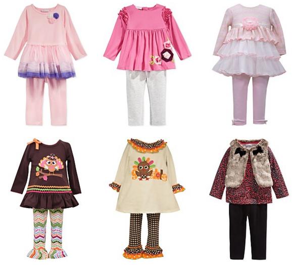 macys baby girl clothes
